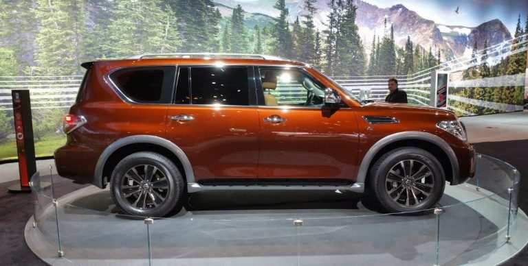 38 Best Review Nissan Armada 2020 Price Price and Review with Nissan Armada 2020 Price