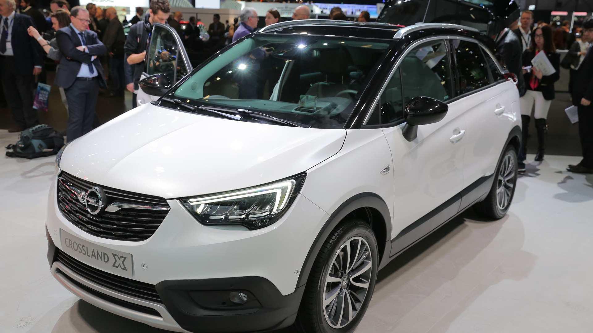 38 Best Review Opel Crossland X 2020 Style with Opel Crossland X 2020