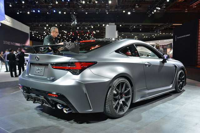 38 Concept of 2020 Lexus Rc F Track Edition Overview for 2020 Lexus Rc F Track Edition