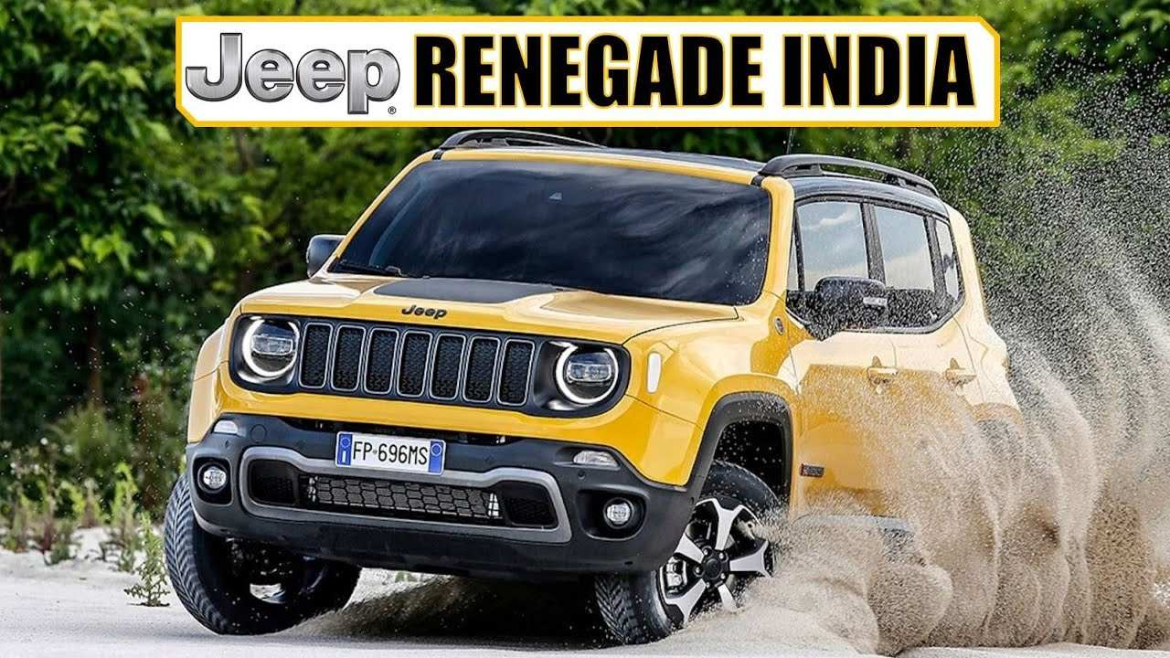38 Concept of Jeep Renegade 2020 Release Date Images by Jeep Renegade 2020 Release Date