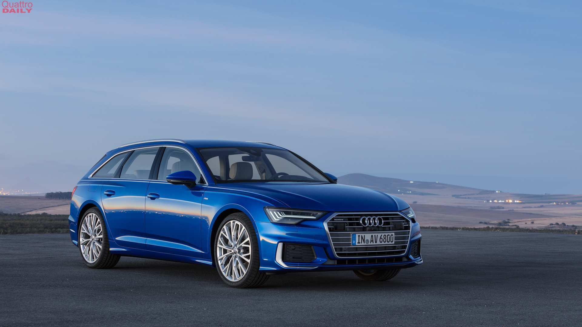 38 Gallery of 2020 Audi A6 Wagon Overview with 2020 Audi A6 Wagon