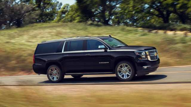 38 Gallery of 2020 Chevrolet Suburban Interior Redesign for 2020 Chevrolet Suburban Interior