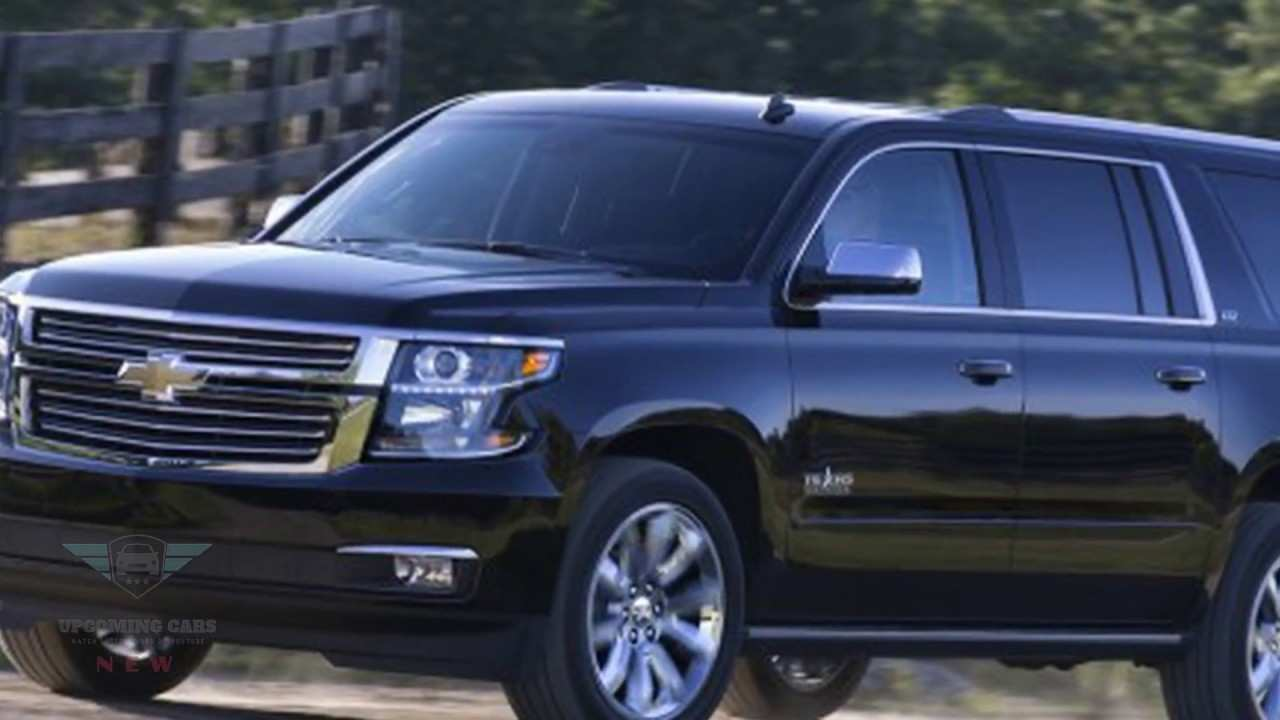38 Gallery of 2020 Chevrolet Suburban Interior Spy Shoot for 2020 Chevrolet Suburban Interior