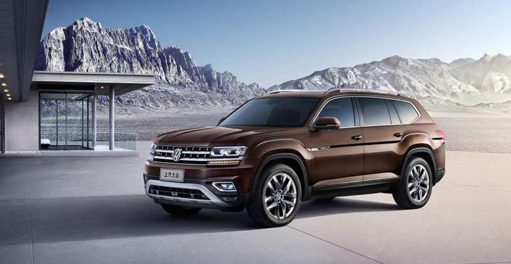 38 Gallery of 2020 Volkswagen Atlas Release Date Overview with 2020 Volkswagen Atlas Release Date