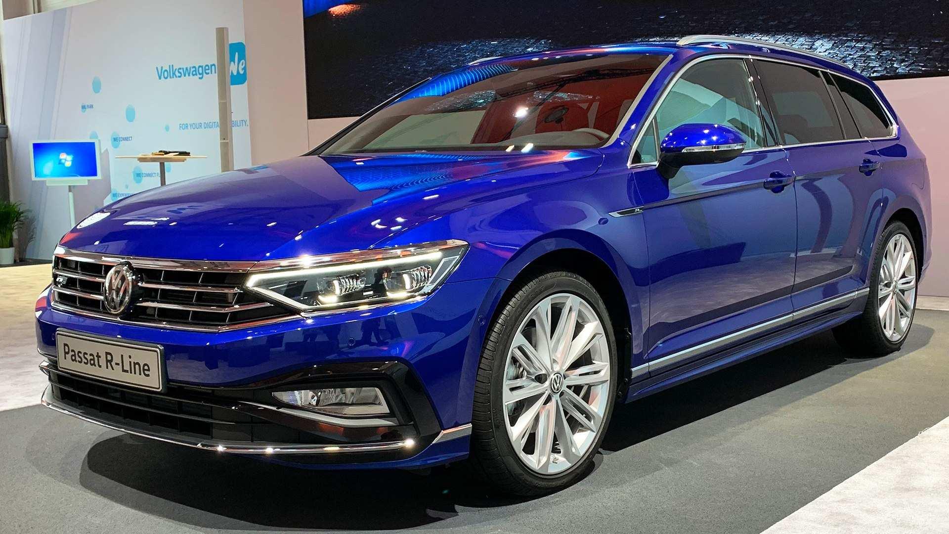 38 Gallery of 2020 Volkswagen Passat Wagon Overview for 2020 Volkswagen Passat Wagon