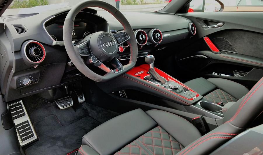 38 Gallery of Audi Tt 2020 Interior Specs by Audi Tt 2020 Interior