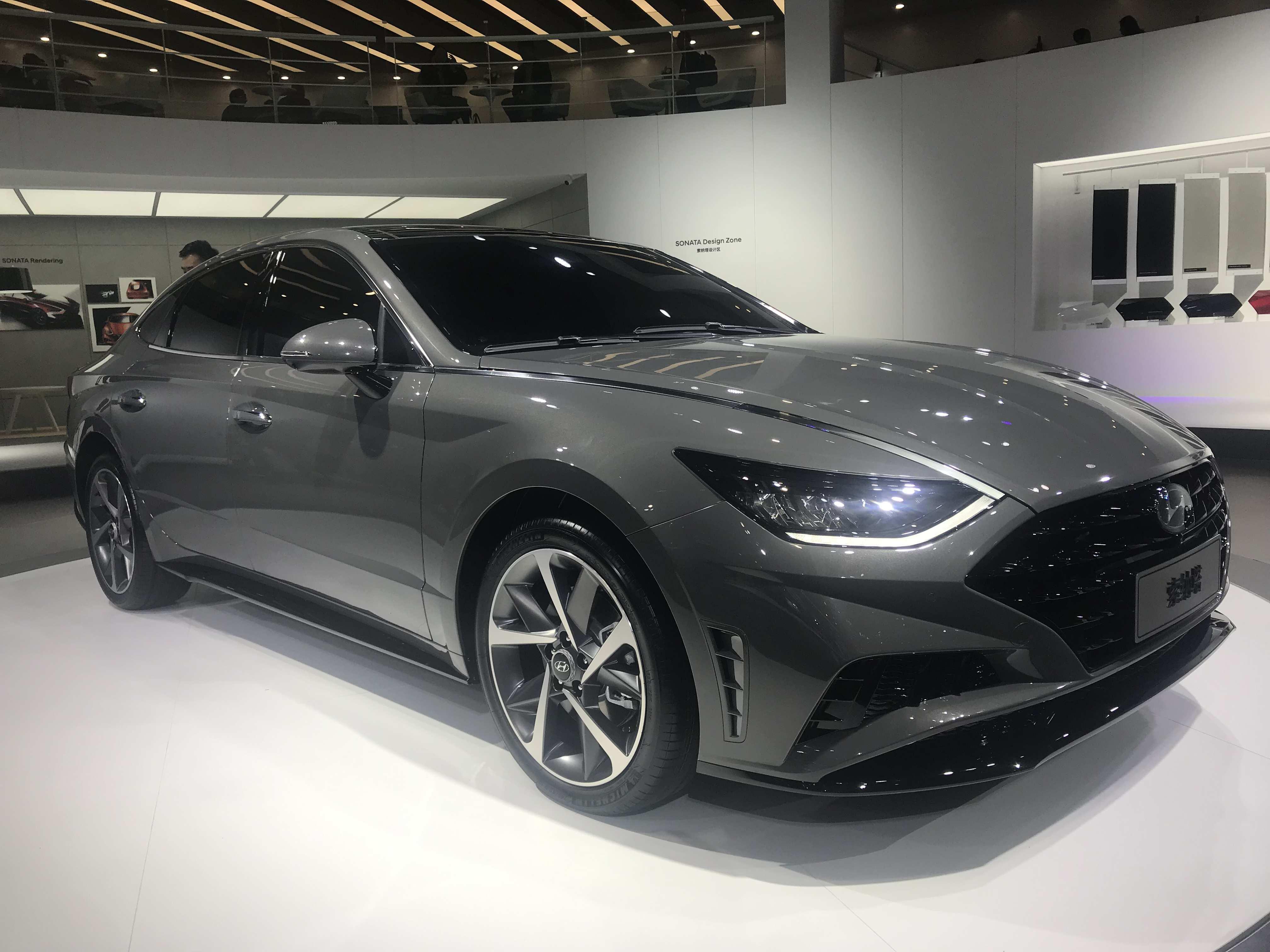 38 Gallery of Hyundai Grandeur 2020 Specs by Hyundai Grandeur 2020