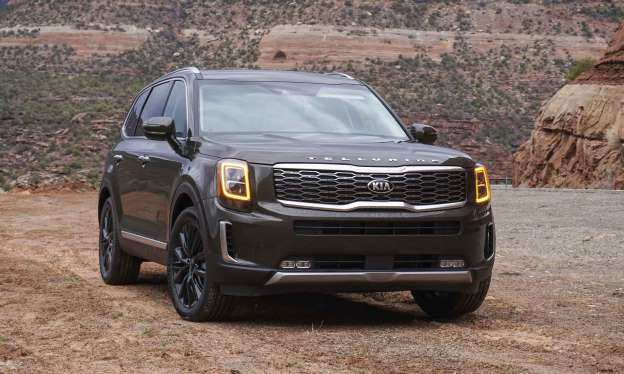 38 Gallery of Kia Telluride 2020 Interior for Kia Telluride 2020
