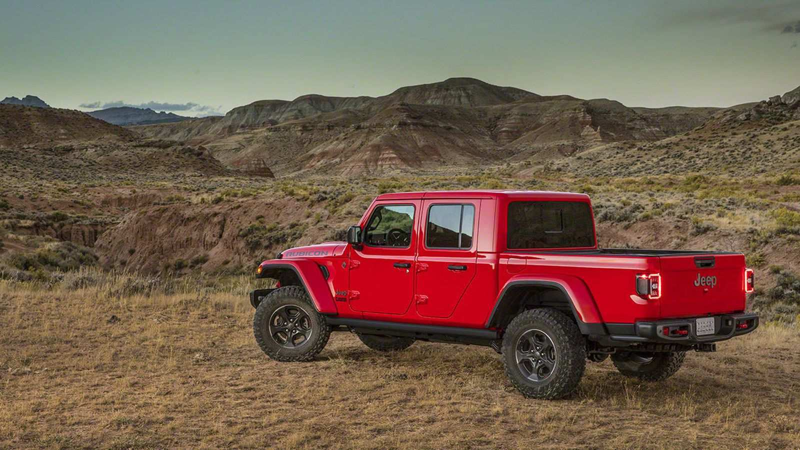 38 Gallery of New Jeep Pickup 2020 Overview with New Jeep Pickup 2020