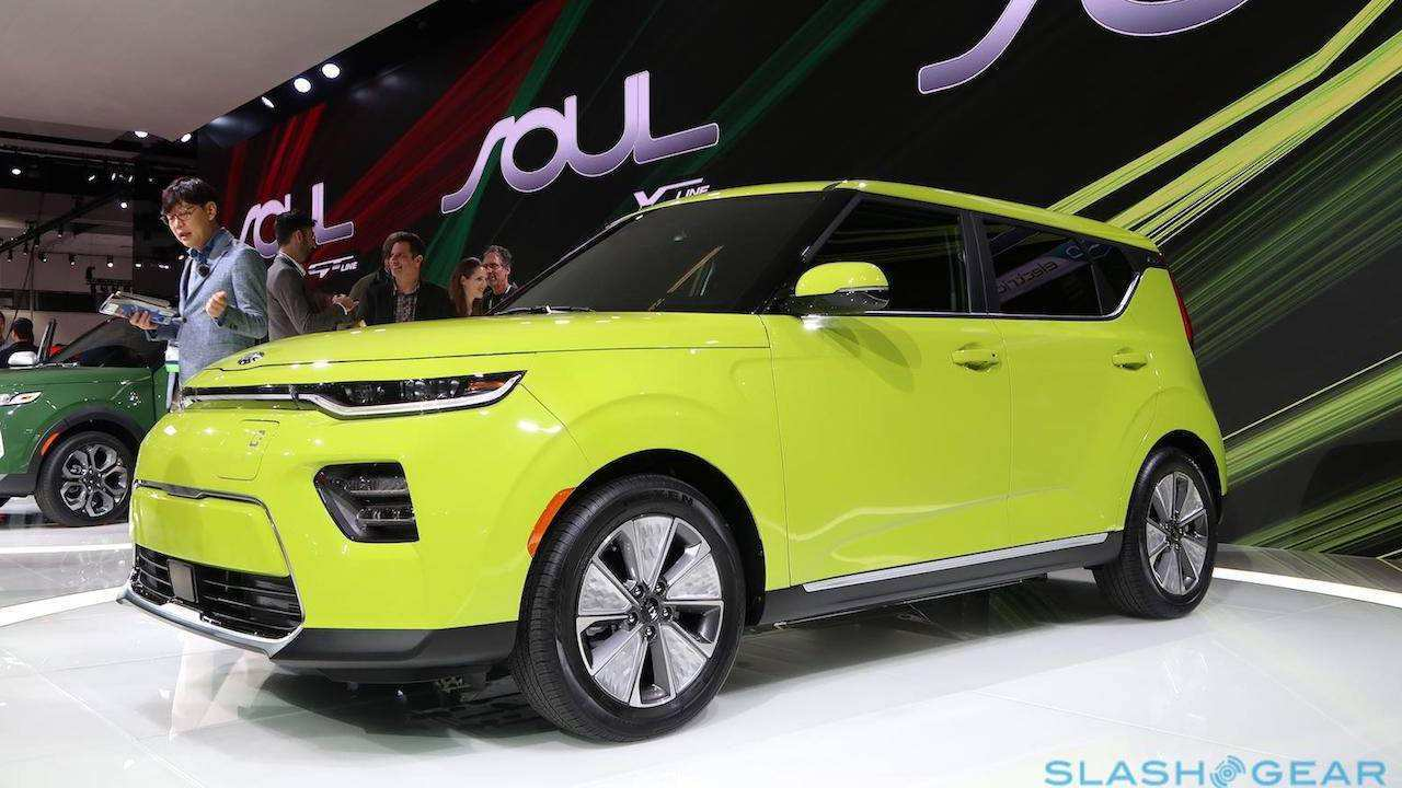 38 Great 2020 Kia Soul Ev Price Reviews with 2020 Kia Soul Ev Price