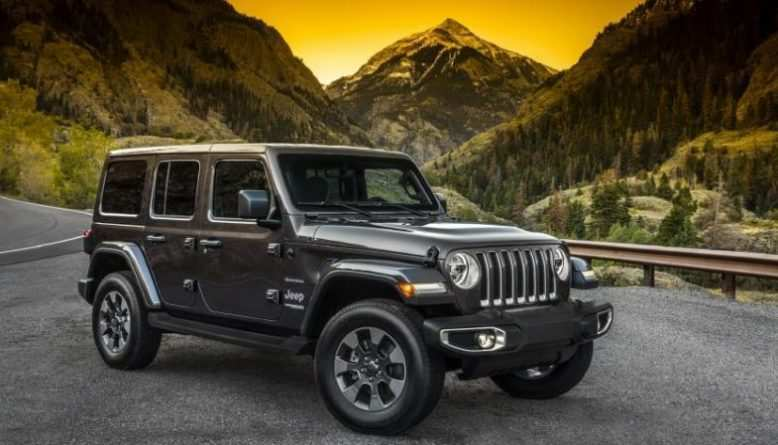 38 Great Jeep Wrangler 2020 Colors Redesign by Jeep Wrangler 2020 Colors