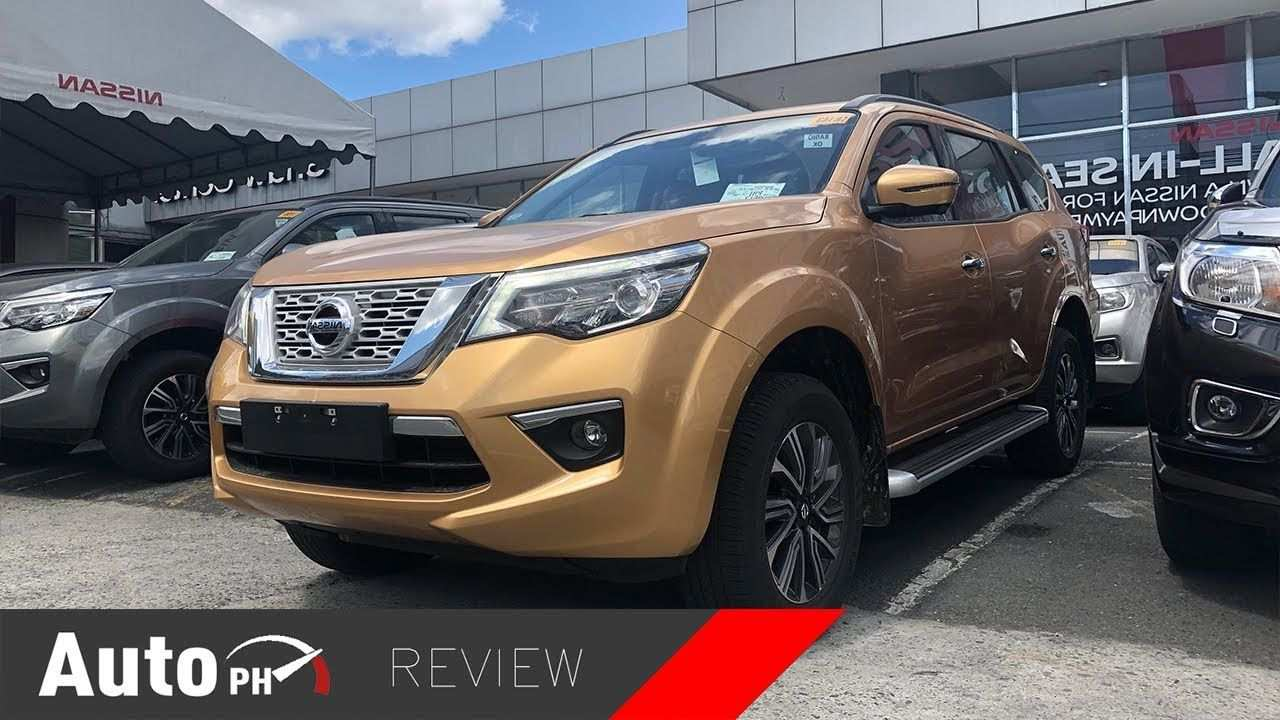 38 Great Nissan Terra 2020 Philippines Specs for Nissan Terra 2020 Philippines