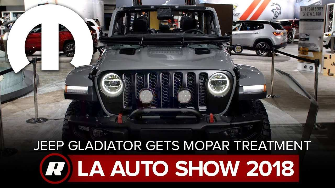 38 New 2020 Jeep Gladiator Accessories Pictures with 2020 Jeep Gladiator Accessories