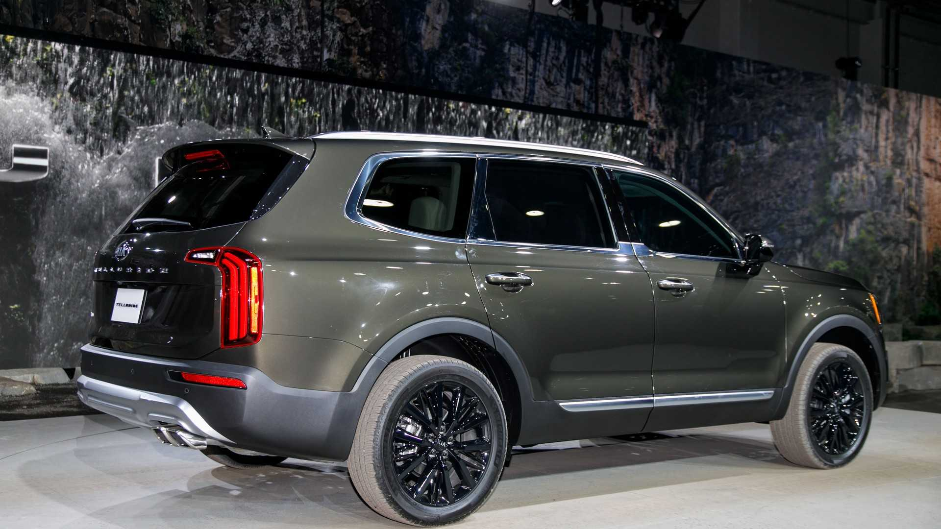 38 New How Much Is The 2020 Kia Telluride Pictures with How Much Is The 2020 Kia Telluride