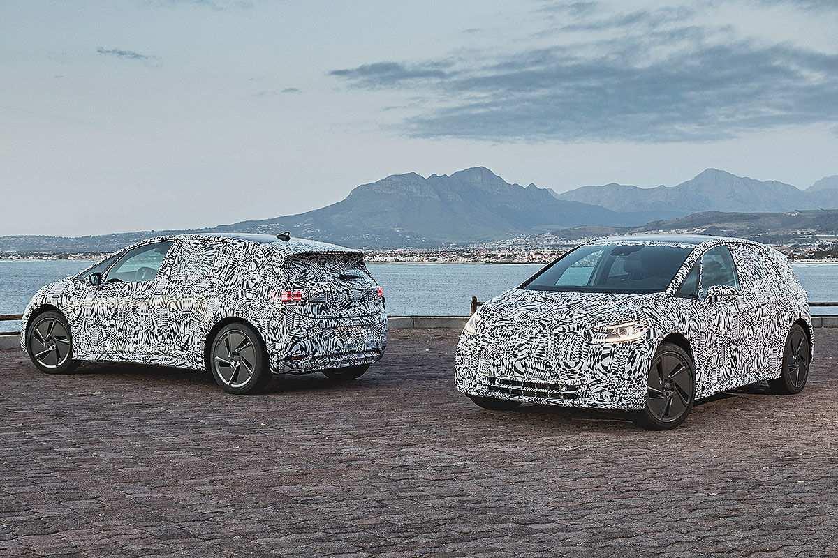 38 New Volkswagen Id 3 2020 Style for Volkswagen Id 3 2020