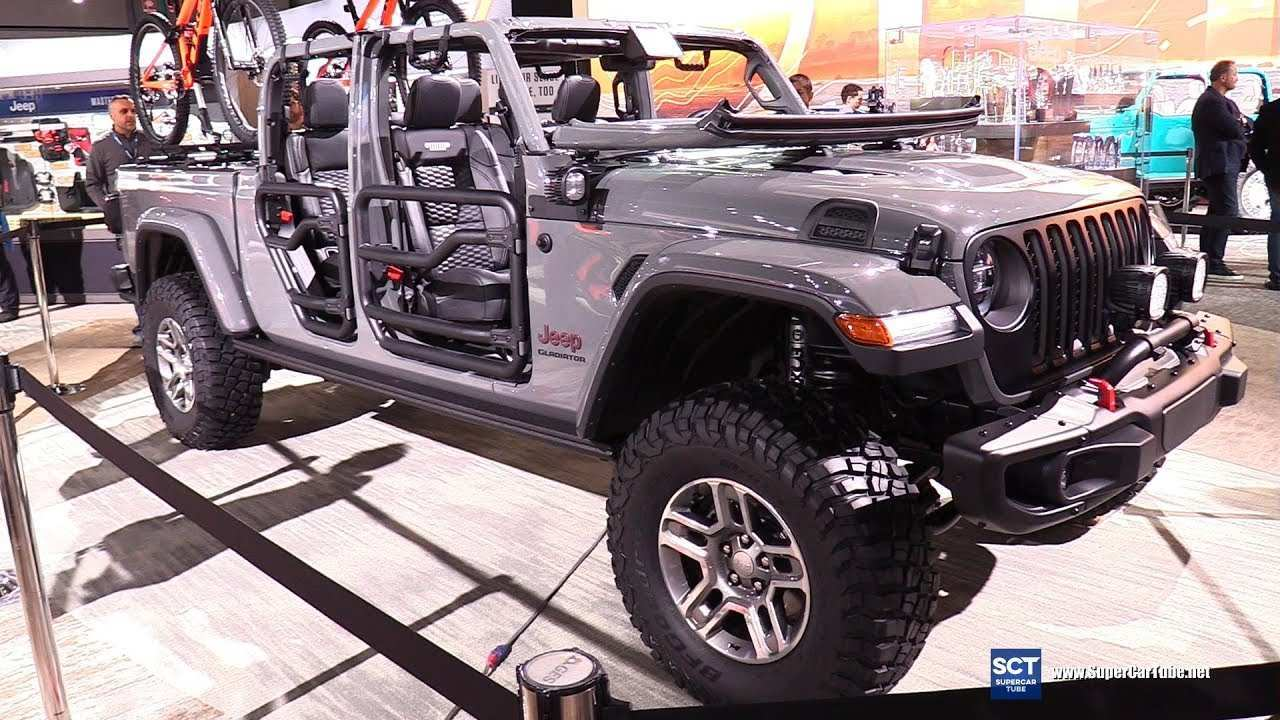 38 The 2020 Jeep Gladiator Mopar Lift Kit Specs for 2020 Jeep Gladiator Mopar Lift Kit
