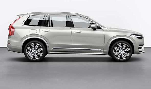 38 The All New Volvo Xc90 2020 Research New with All New Volvo Xc90 2020