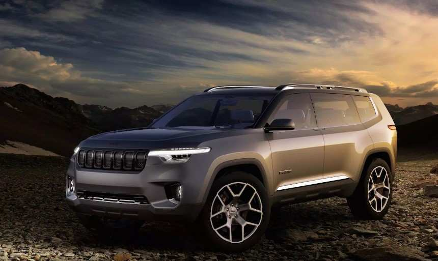 38 The Jeep Grand Cherokee 2020 Redesign Concept by Jeep Grand Cherokee 2020 Redesign