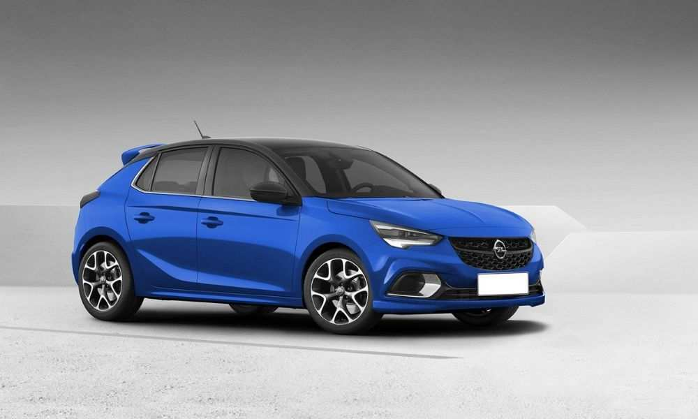 38 The Opel Gsi 2020 Pictures for Opel Gsi 2020