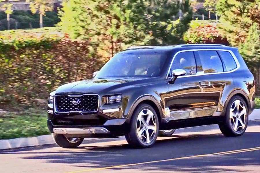 38 The When Does The 2020 Kia Telluride Come Out Speed Test with When Does The 2020 Kia Telluride Come Out