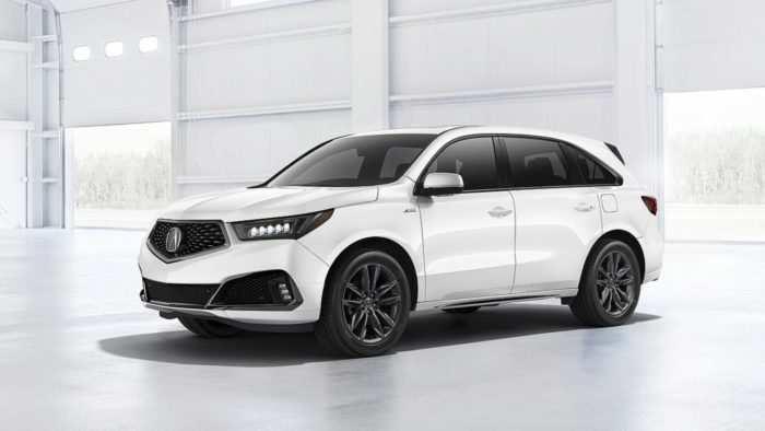 39 All New 2020 Acura Mdx Spy Shots Interior with 2020 Acura Mdx Spy Shots