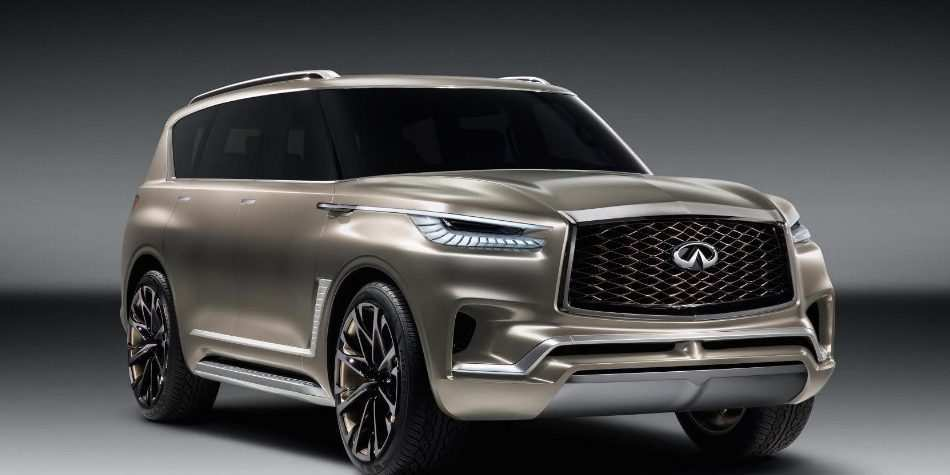 39 All New 2020 Infiniti Qx80 Price Overview for 2020 Infiniti Qx80 Price