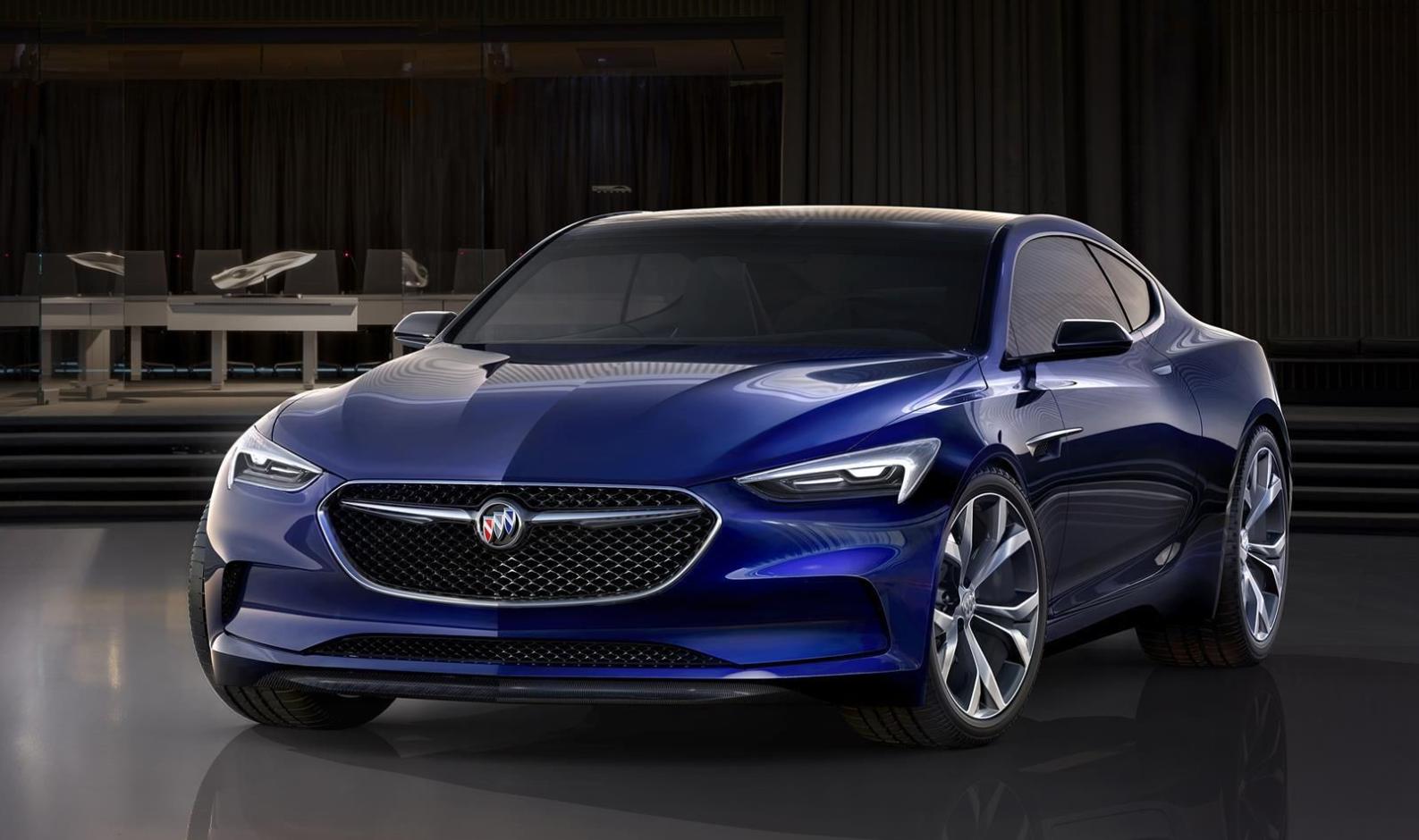 39 Concept of Buick Avista 2020 Concept for Buick Avista 2020