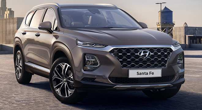 39 Concept of When Will The 2020 Hyundai Santa Fe Be Released Release with When Will The 2020 Hyundai Santa Fe Be Released