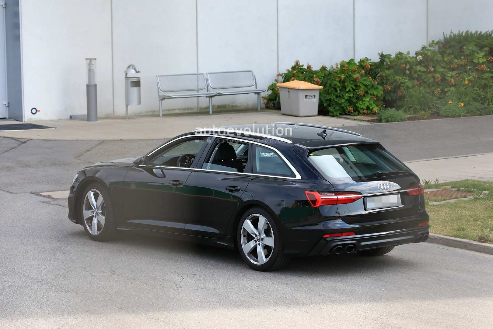 39 Gallery of 2020 Audi A6 Wagon Exterior and Interior with 2020 Audi A6 Wagon