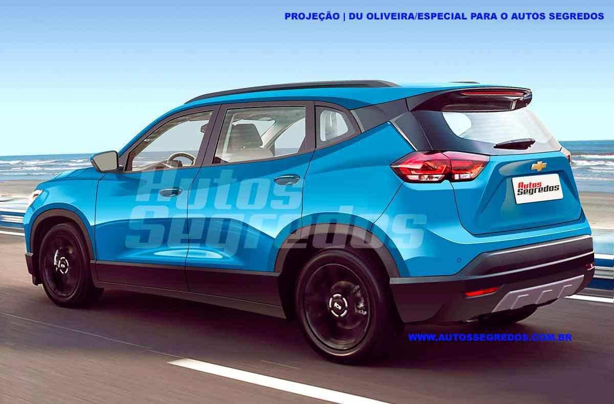 39 Gallery of Chevrolet Tracker 2020 Ficha Tecnica First Drive by Chevrolet Tracker 2020 Ficha Tecnica