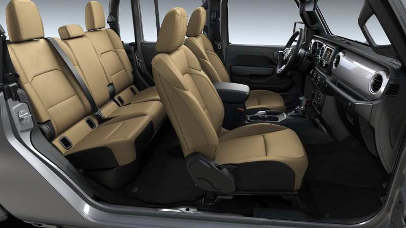 39 Great 2020 Jeep Gladiator Interior Review with 2020 Jeep Gladiator Interior