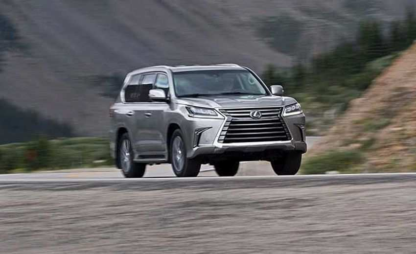 39 Great 2020 Lexus Lx 570 Hybrid Wallpaper by 2020 Lexus Lx 570 Hybrid