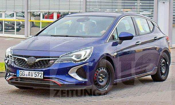 39 Great Opel Astra Gsi 2020 First Drive by Opel Astra Gsi 2020