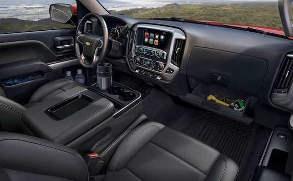 39 New 2020 Chevrolet Hd Interior Style by 2020 Chevrolet Hd Interior