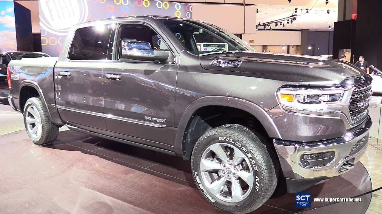 39 New Dodge Laramie 2020 Overview with Dodge Laramie 2020