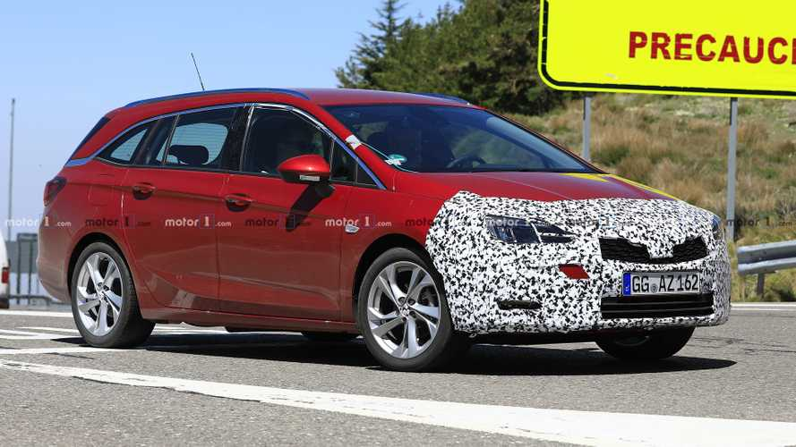 39 New Opel Astra Sportstourer 2020 History by Opel Astra Sportstourer 2020