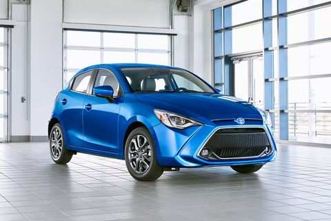 39 New Toyota Yaris Hatchback 2020 Speed Test with Toyota Yaris Hatchback 2020
