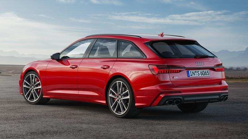39 The 2020 Audi A6 Wagon Wallpaper with 2020 Audi A6 Wagon