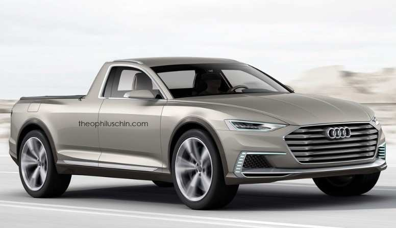 39 The Audi Truck 2020 Concept by Audi Truck 2020