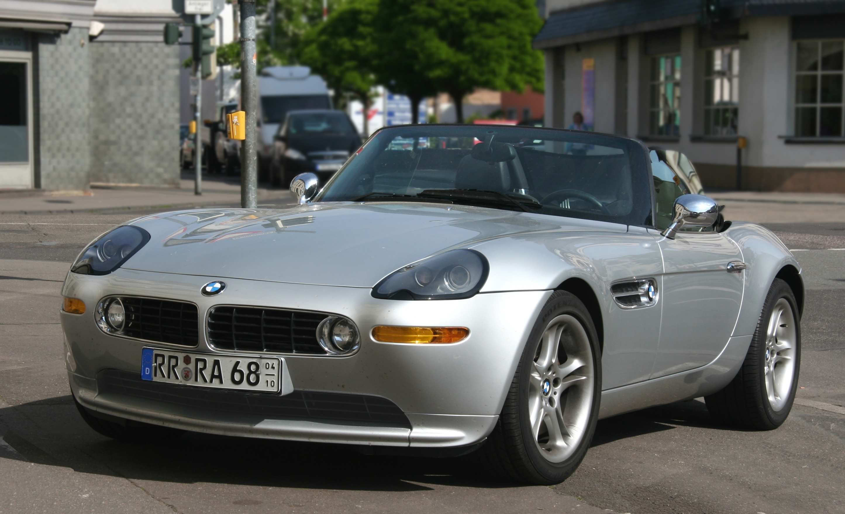 39 The BMW Z8 2020 Exterior and Interior with BMW Z8 2020