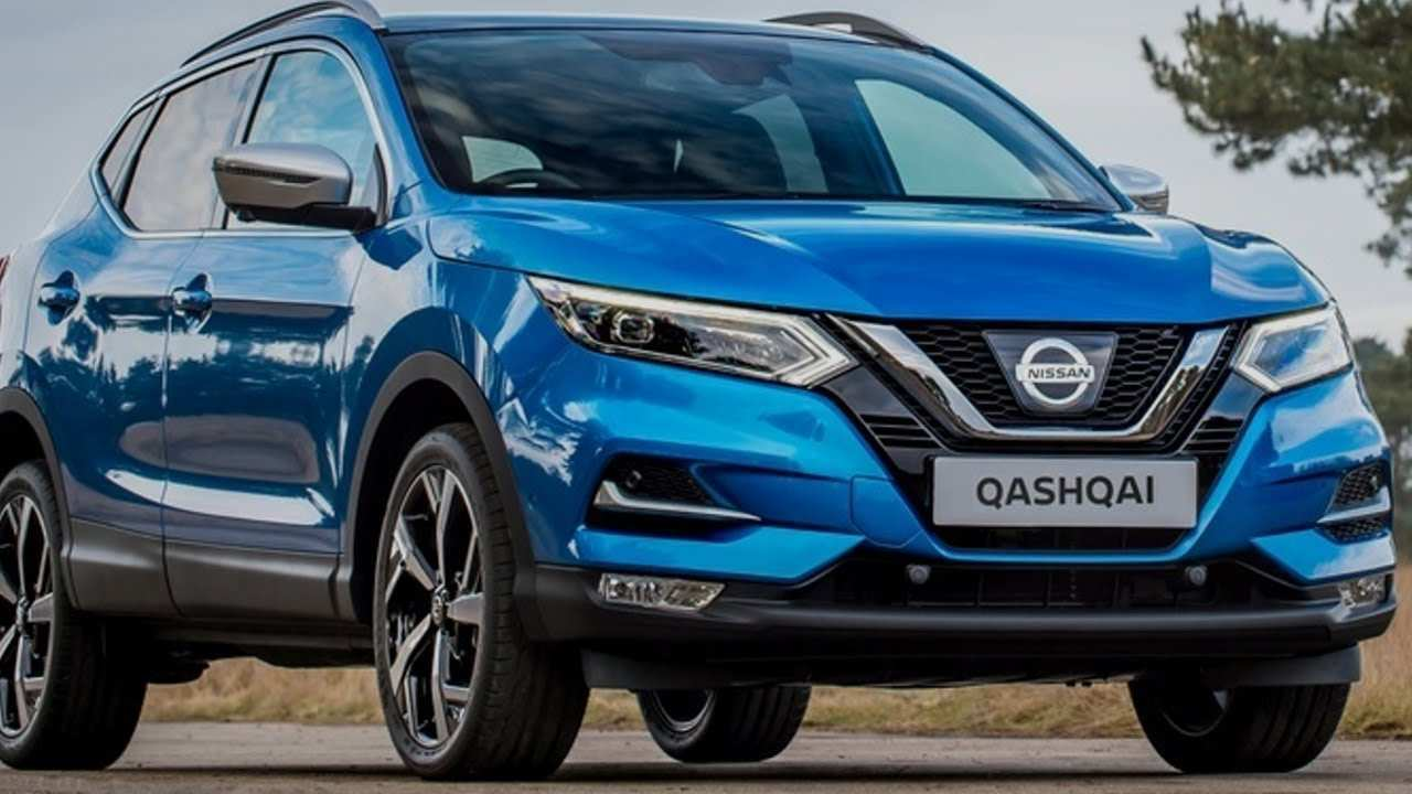 40 All New Nissan Qashqai 2020 Interior Interior by Nissan Qashqai 2020 Interior