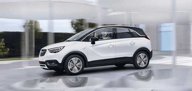 40 All New Opel Crossland X 2020 Price and Review for Opel Crossland X 2020