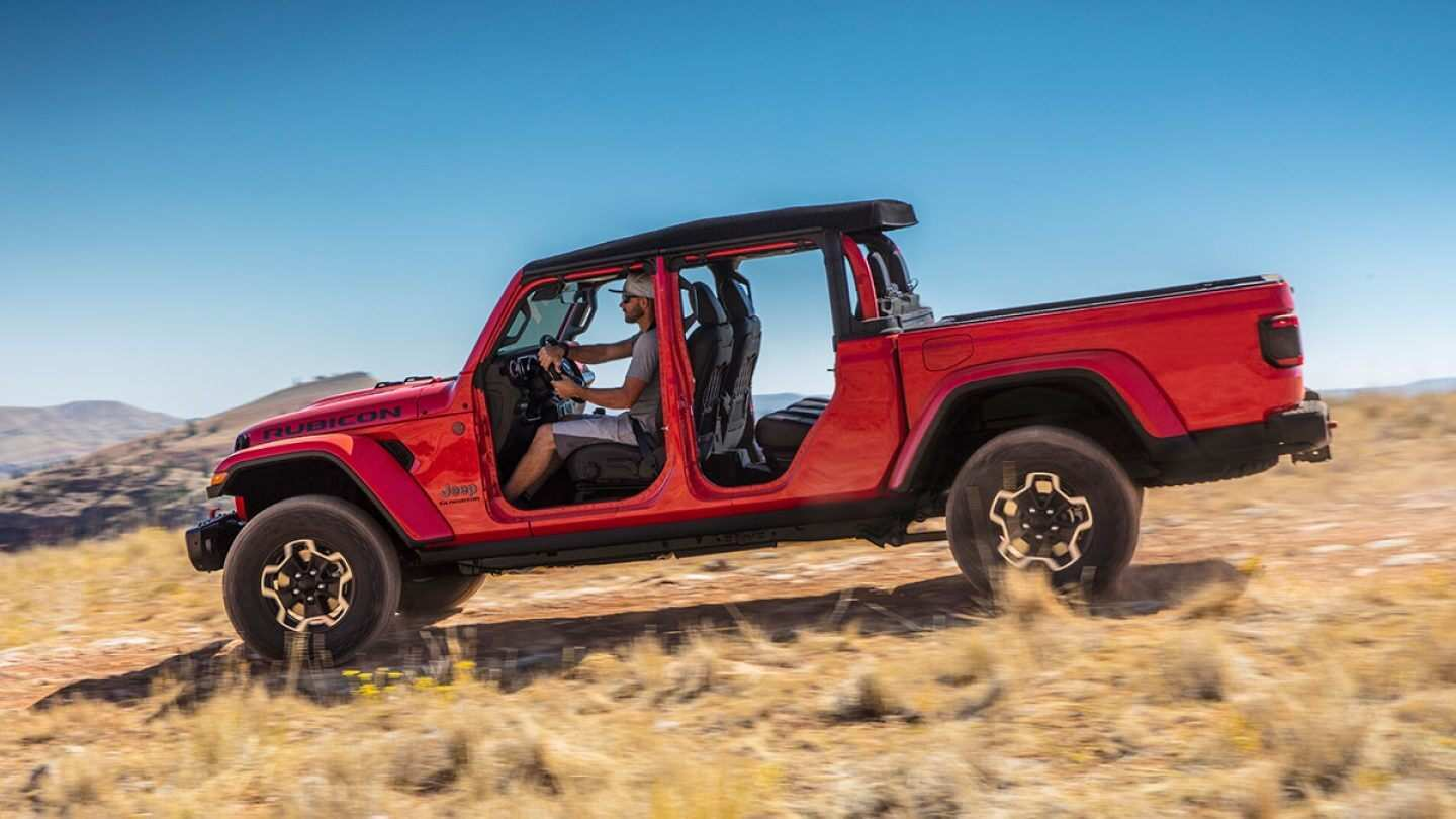 40 Best Review 2020 Jeep Truck Redesign and Concept with 2020 Jeep Truck