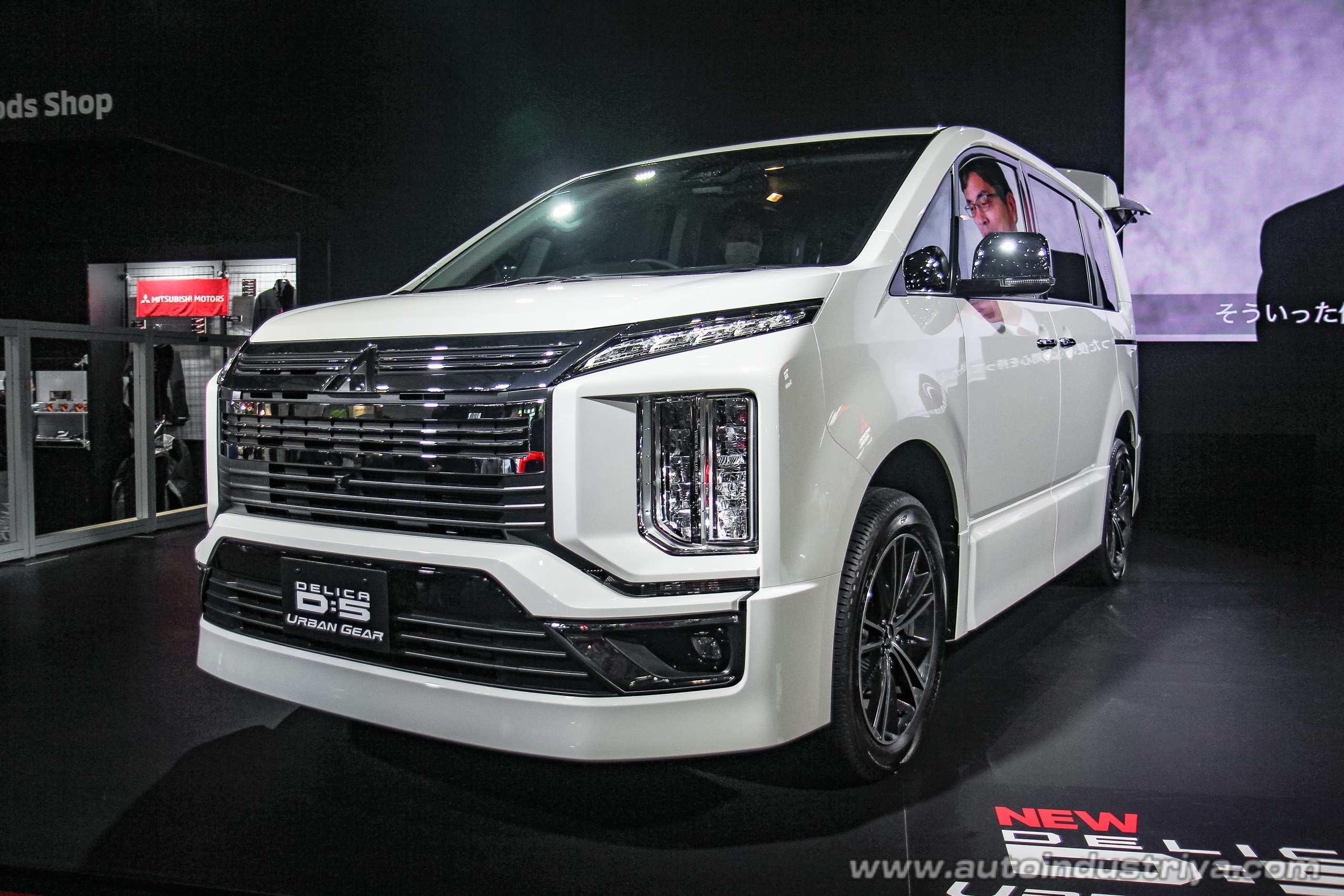 40 Best Review Mitsubishi Delica 2020 Release Date by Mitsubishi Delica 2020