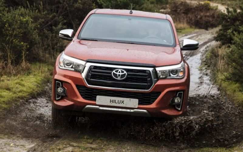 40 Best Review Toyota Hilux 2020 Model First Drive for Toyota Hilux 2020 Model