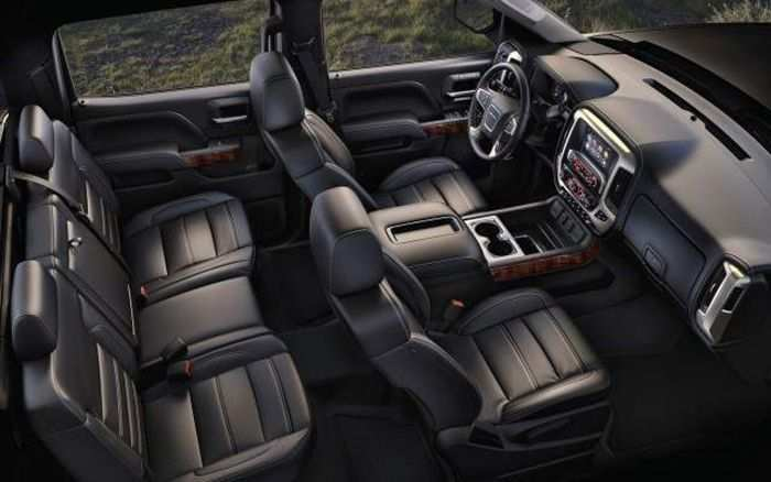 40 Concept of 2020 Gmc Sierra Interior Pricing for 2020 Gmc Sierra Interior