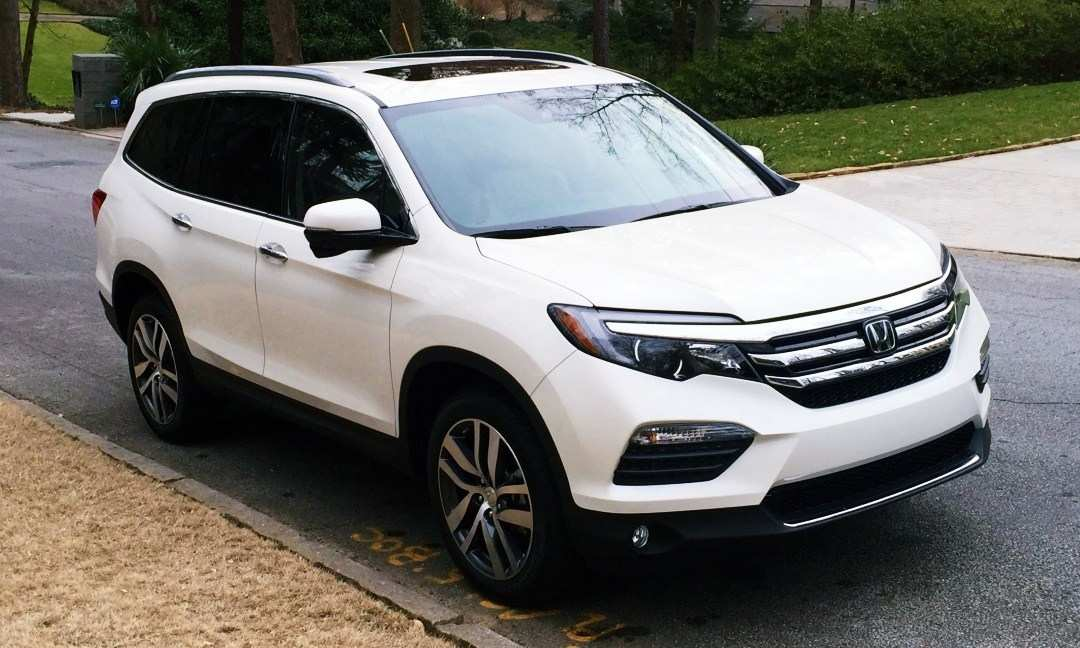 40 Concept of What Will The 2020 Honda Pilot Look Like Price with What Will The 2020 Honda Pilot Look Like