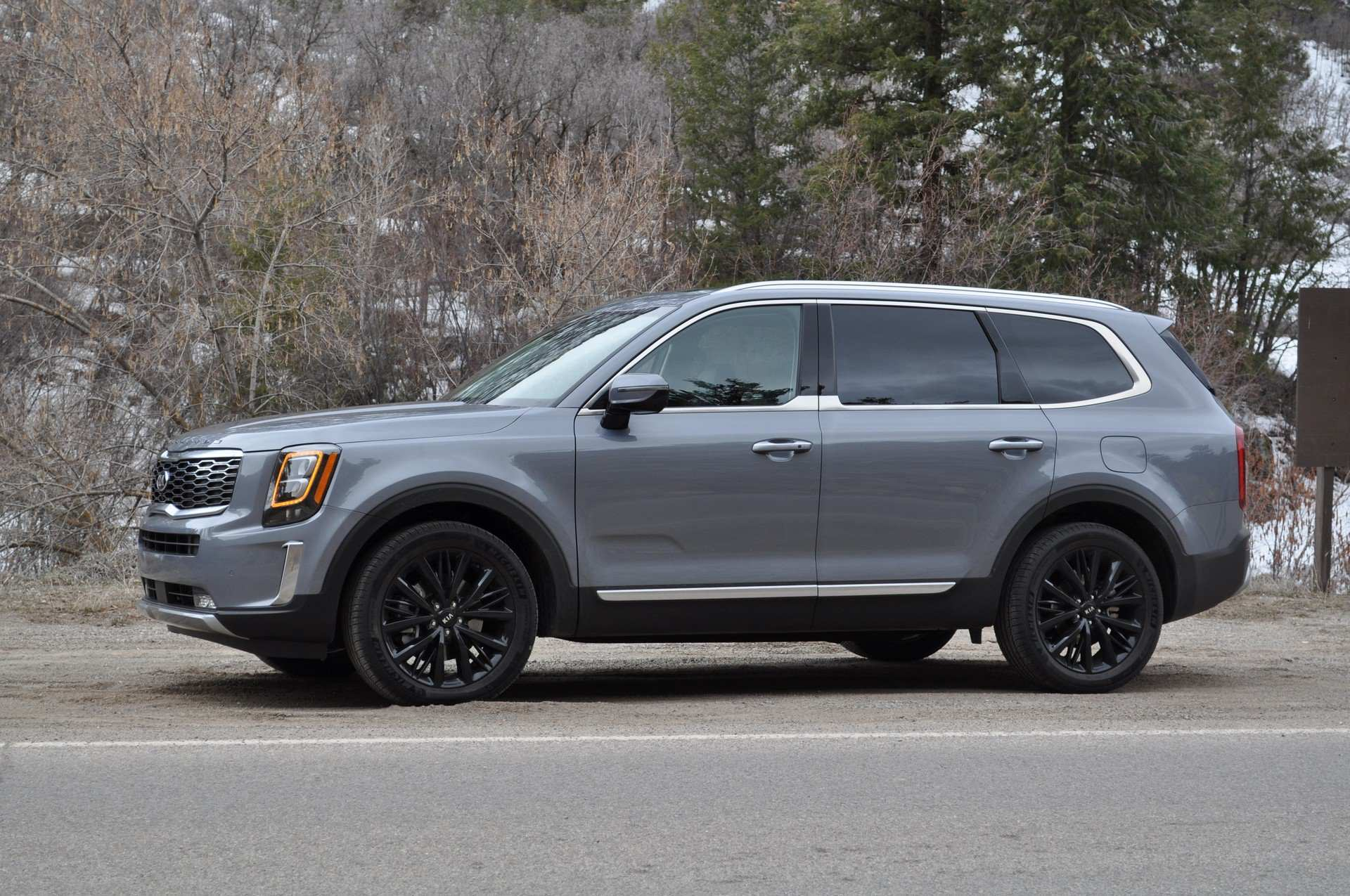 40 Gallery of 2020 Kia Telluride Trim Levels Review for 2020 Kia Telluride Trim Levels