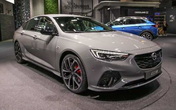 40 Gallery of New Opel Insignia 2020 Exterior for New Opel Insignia 2020