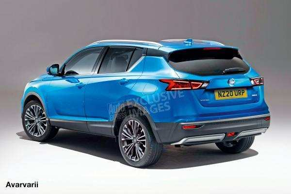 40 Gallery of Nissan Qashqai 2020 Release Date Spy Shoot for Nissan Qashqai 2020 Release Date
